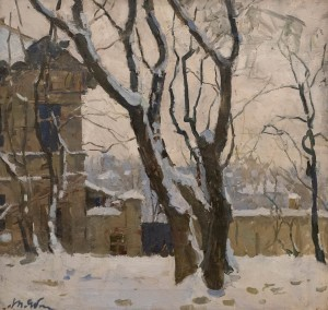 T. Yablonska Winter', 1946