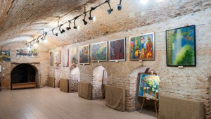 Vereta exhibition in Ostroh