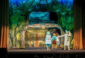 «Pinocchio», theatrical activity, 2012 (1)