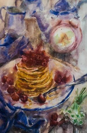 A. Hafynets. Sweet Pancakes