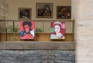 """Hello, Mr. Warhol"": the exhibition of reproductions of the most famous works of the artist was opened in Uzhhorod"