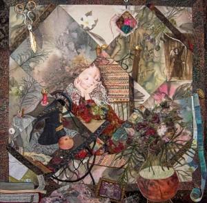 Дзеркало, 2009, 80х80
