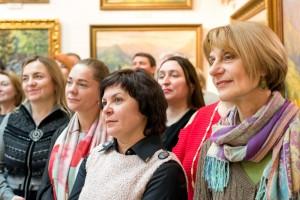 «Палітра, що оживила художній простір Карпат»: у Рівному проходить виставка Федора Манайла