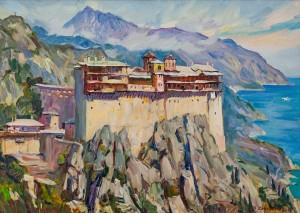 Simonos Petras Monastery