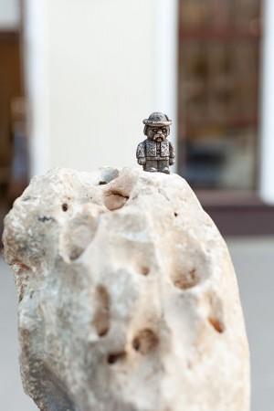 Метеорит 'Княгиня''-Площа Петефі