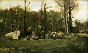 Циганський табір