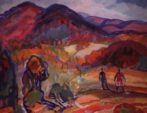 Перевал, Анталовці, п., о., 60х75