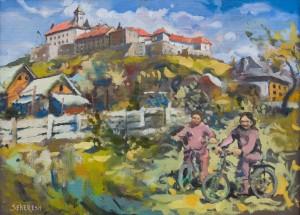 A. Sekeresh 'Mukachevo Castle'