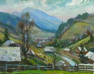Пейзаж, 2008