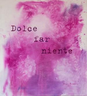 Войтович І.  Dolce far niente, 2017