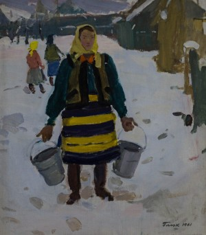 Walking For Water, 1961