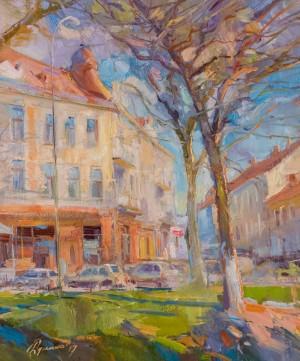 Y. Dulenko Urban Motif', 50x60