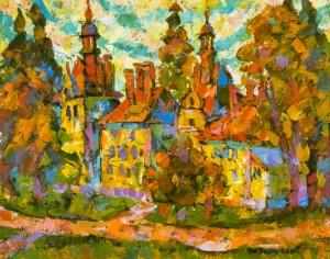 Замок Шенборна, 1993