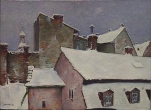 Зима, 1986, п.к.т.о.