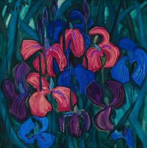 Irises, 1996