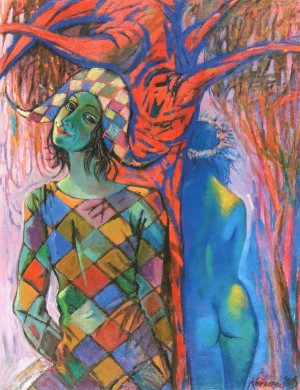 O. Kondratiuk Harlequin In Love', 2005