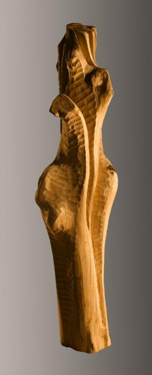 Натура, 2010, дерево, 2,1 м