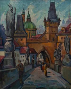 M. Bahnii 'Old Prague'