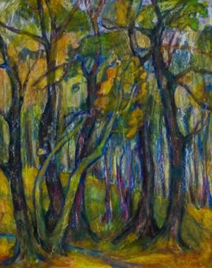 Пейтер М. Казковий ліс, 2017