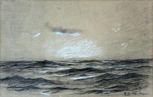 Без назви, 1909, 31х48