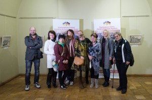 An exhibition of works by ethnic Germans of Ukraine was opened in Mukachevo