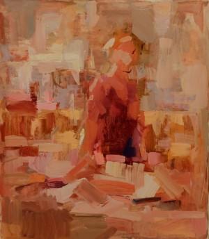 Vladyslav Riaboshtan. 4 Canvases