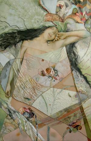 Eurydice, 2009, 119x77