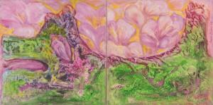 O. Dolhosh Saffron paradise, 2017