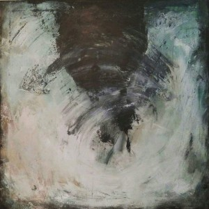 Emotion, 2016, acrylic on canvas, 85х85