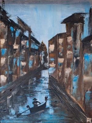 'Венеціанська ніч', 2018, п.о.