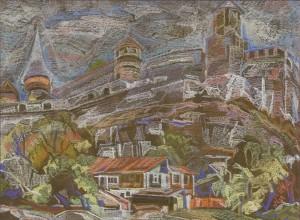 Кам'янець-Подільська фортеця, 1994, п.п., 33,5х45,5