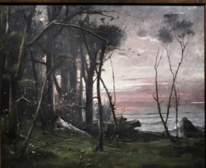 Сутінки в Колпашеві, кінець 1880-х рр., д.о.