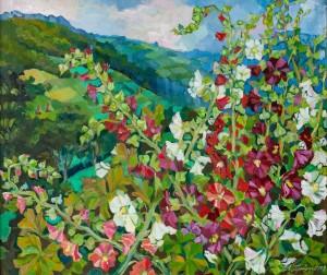 'An August Day. Mallows.', 2009