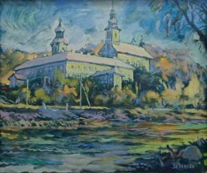 A. Sekeresh 'Mukachevo Monastery'