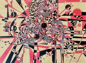 Соколов Олег (1919 – 1990) «Формула егоїзму», 1969