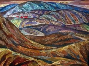 Оранка, 1983, п.о. 55х70