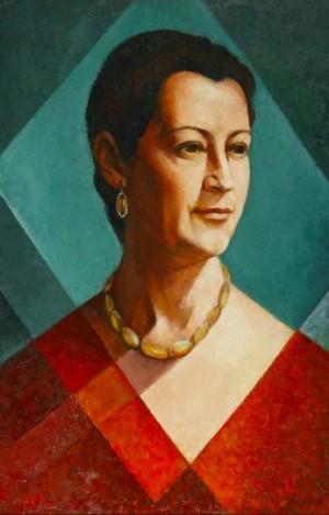 'Моя жінка Зінаїда', 2000, 73х51.5