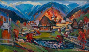 M. Bahnii 'An Ancient Village In Kolochava Village'