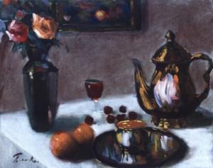 Натюрморт у різнобарв'ї, 1964, 40x50