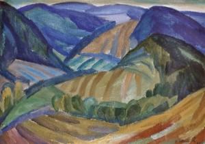 Околиці Спіші, 1983, к.о. 50х70,5