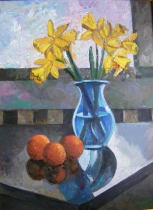 Daffodils', 80x60