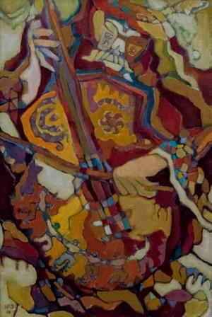 V. Manailo-Prykhodko. Ancient Melody, 2016