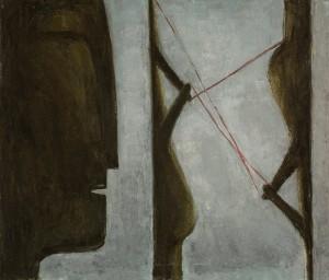 Anastasiia Didenko. Improvisation. 2017. 60х70