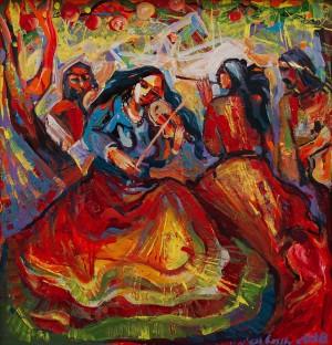 Багній М. 'Циганська мелодія'