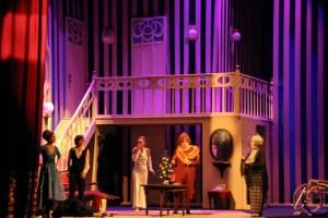 Eight Loving Women, theatrical activity 2013