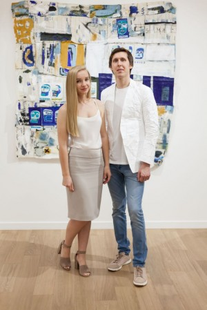 VOLOSHYN GALLERY PRESENTED EXPOSITION SUMMER SHOW IN KYIV