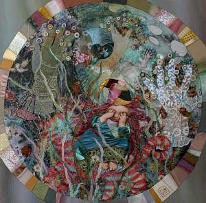 Жмурки, 2007, 60Х60