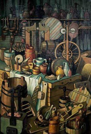 'Бойківські скарби', 2001, 87х60