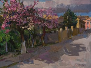 A. Kovach Spring day, 2014