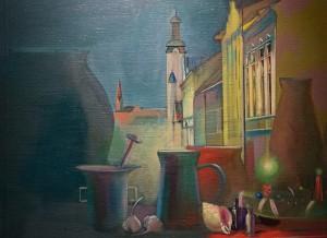 Католицьке Різдво, 2005, п. о., 60х80